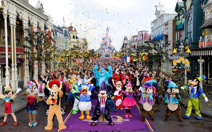 Disneyland Paris ©Disney © Disney