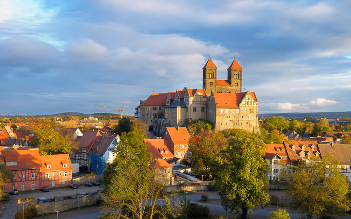 Quedlinburg Schloss © anyaivanova / shutterstock.com