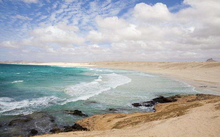 Die schöne Küste von Boa Vista auf Kap Verde, Afrika © Sabino Parente / shutterstock.com