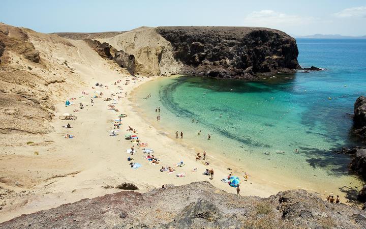 Die Bucht Papagayo © Oliver Hoffmann / Shutterstock.com